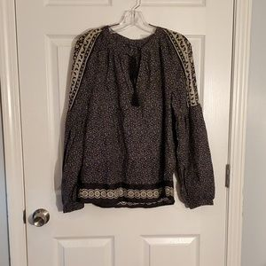 Lucky brand long sleeve shirt